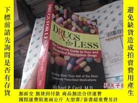 二手書博民逛書店DRUGS罕見FOR LESS23625 Michael P.