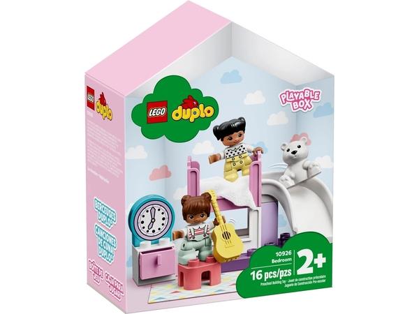 【愛吾兒】LEGO 樂高 duplo得寶系列 10926 臥室