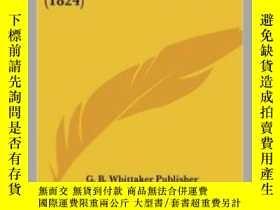 二手書博民逛書店Scenes罕見and Thoughts (1824)Y2011
