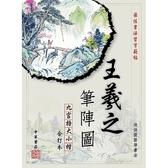 【我愛中華筆莊】王羲之 - 筆陣圖 (全)32頁 學生臨帖 - 台灣品牌