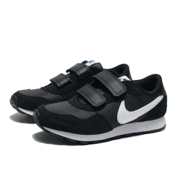 NIKE 童鞋 MD VALIANT PSV 黑白 黏帶 休閒鞋 中童 (布魯克林) CN8559-002