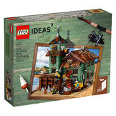 樂高積木LEGO IDEAS系列 21310 老漁屋 Old Fishing Store