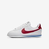 Nike Cortez Basic Sl (gs) [904764-103] 大童鞋 運動 休閒 基本 慢跑 白 紅