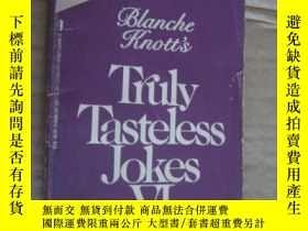 二手書博民逛書店Truly罕見tasteless jokes VIY146810