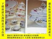 二手書博民逛書店Meissen罕見Porcelain Flower by Hakone Meissen Museum in Jap