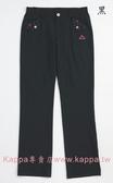 Kappa 女生 吸濕排汗 平織長褲 FD42-9502-8