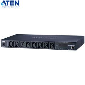ATEN 智慧型節能感測電源分配器 PE8108B (100-240V)