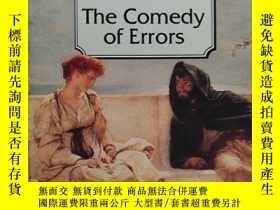 二手書博民逛書店The罕見Comedy of Errors (英文版 錯誤喜劇)