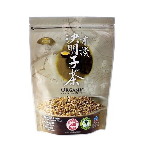 【里仁】有機決明子茶10g x20包/袋