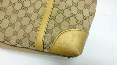 GUCCI珠光皮革染料一金屬色系一皮革染色一皮包褪色一皮夾染色劑一特價350元