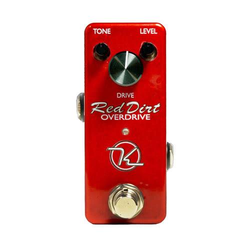 【敦煌樂器】Keeley Red Dirt Mini 效果器