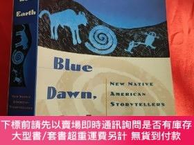 二手書博民逛書店Blue罕見Dawn, Red Earth: New Nativ (大32開)【詳見圖】Y5460 Cliff