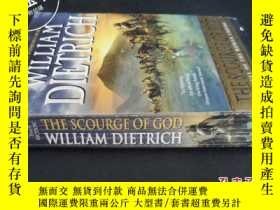 二手書博民逛書店THE罕見SCOURGE OF GOD WILLIAM DIET