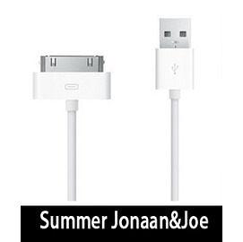 【超長線長 300CM 含運費】Apple NEW iPad iPad2 iPhone 4 3G 3GS iPod Touch 4 USB CABLE USB充電線 傳輸線