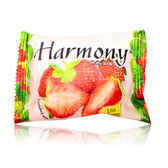 進口Harmony水果香皂-(草莓) 75g,(72入箱購)原價$2520↘特價$432(限貨運寄送)