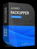 AOMEI Backupper Workstation 提供安全保護 維護商業數據完整性 終身升級