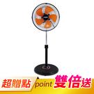 優賞涼夏家電 台灣製造 專利外旋式360°立體擺頭,吹拂更廣,空氣循環更佳。