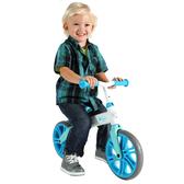 YVOLUTION 平衡滑步車-學習款(泡泡藍)