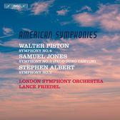 【停看聽音響唱片】【SACD】3位20世紀美國作曲家交響曲集