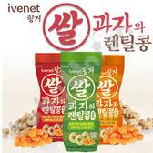 ivenet艾唯倪 - 韓國寶寶泡芙米餅