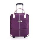 旅行包拉桿包女行李包袋短途旅遊大容量輕便...