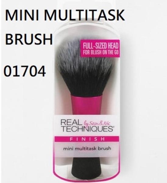 Real Techniques MINI MULTITASK BRUSH 迷你腮紅刷#01704 臉部刷具