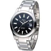 BALL Watch 工程師 Marvelight 大三針自動機械腕錶NM2026C-S6J-BK