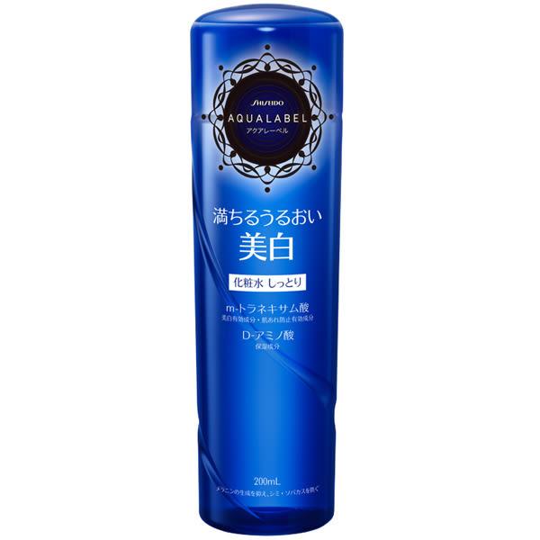 AQUALABEL水之印 胺基酸亮白化妝水(潤澤型)【康是美】