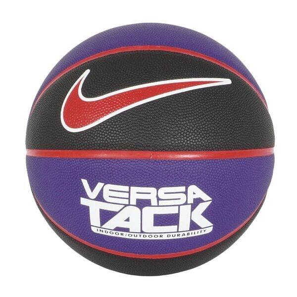 Nike Versa Tack 8P [N000116404907] 籃球 7號 深溝 抓地力 室內外 合成皮 紫黑