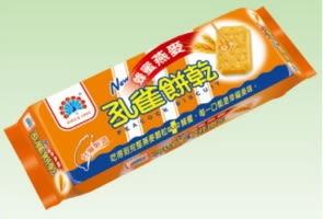孔雀餅乾-蜂蜜燕麥135g/2包【合迷雅好物超級商城】