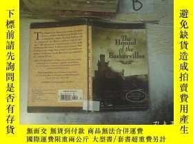 二手書博民逛書店THE罕見HOUND OF THE BASKERVILLES 巴斯克維爾獵犬(A01)Y261116