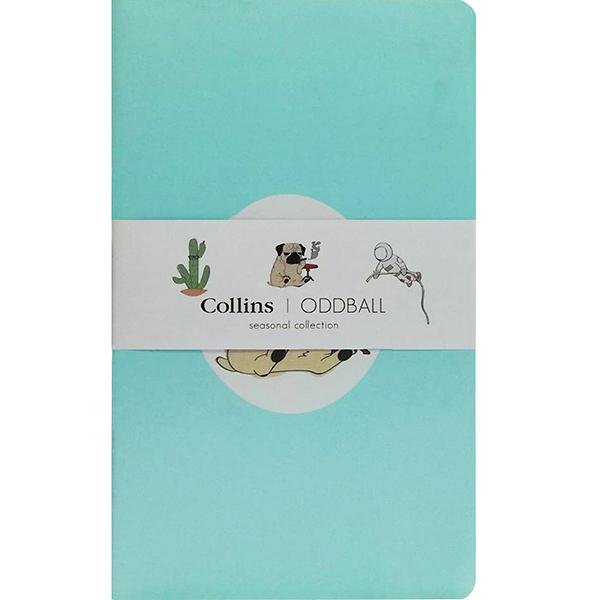 英國Collins Seasonal Oddball系列 A5三冊