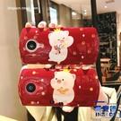 可愛卡通小豬美圖手機殼全包軟殼硅膠保護套【英賽德3C數碼館】