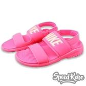 Nike 涼鞋 W Tanjun Sandal 粉紅 海灘 少女 超萌 拖鞋 女 882694-600 【SP】
