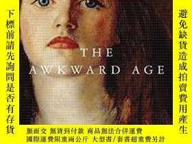 二手書博民逛書店The罕見Awkward Age (everyman s Library (cloth))Y364682 He