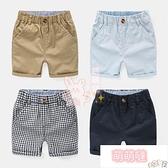 男童短褲 男童短褲子夏裝夏季童裝兒童寶寶1歲3小童嬰兒休閒薄款外穿夏天 【萌萌噠】