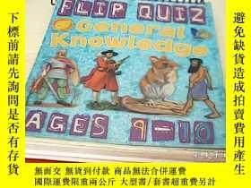 二手書博民逛書店Flip罕見Quiz General Knowledge: Ag