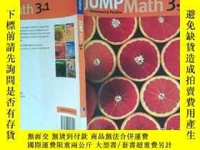 二手書博民逛書店JUMP罕見Math 3.1Y198833 ISBN:9781927457436 出版2013