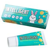 【奇買親子購物網】Intelligent因特力淨兒童酵素牙膏 40g(原味/草莓)(即期品2018.08出清)