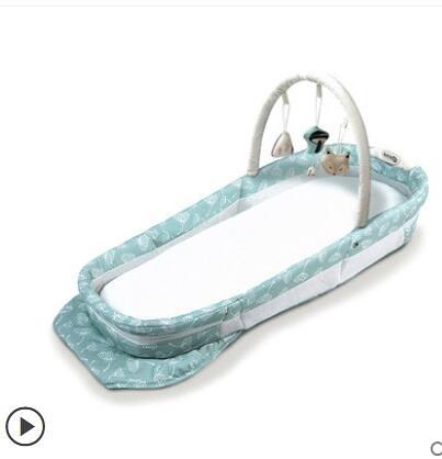 便攜床中床新生嬰兒床多新生兒仿生床 樂印百貨