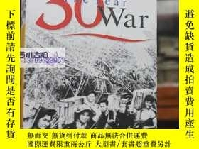 二手書博民逛書店THE罕見30-YEAR WAR 1945-1975 THIRD