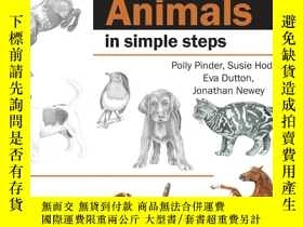 二手書博民逛書店How罕見to Draw AnimalsY19139 Vario