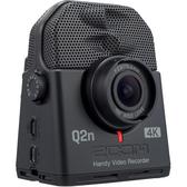 *兆華國際* ZOOM Q2n-4K 超廣角手持攝影機 為音樂人設計的手持攝影機 4K 直播 正成公司貨