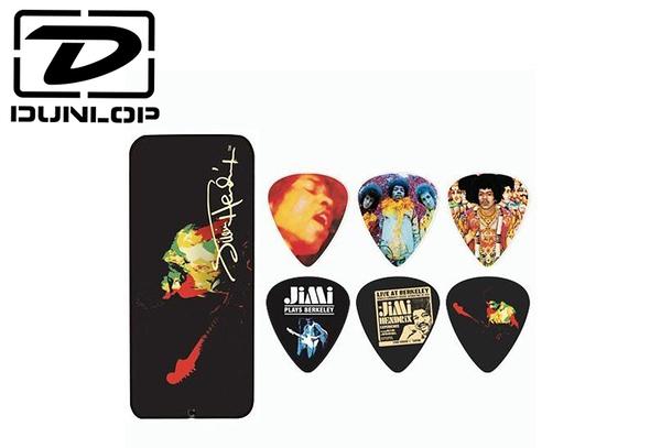 小叮噹的店- PICK 彈片 美國Dunlop JHPT04H 鐵盒裝