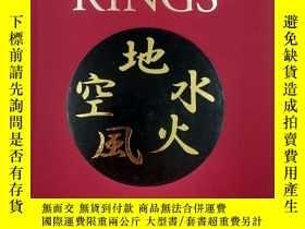 二手書博民逛書店Five罕見Rings: A New Translation of the Classic Text on Mas