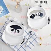 日式卡通陶瓷餐盤兒童餐具