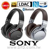 預購 SONY耳機 MDR-1ABT Hi-Res 高階藍牙耳罩式耳機 (黑/銀色) 公司貨 MDR1ABT