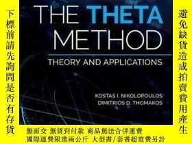 二手書博民逛書店Forecasting罕見With The Theta Method: Theory and Applicatio