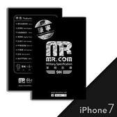 Mr.com 康寧軍規防爆3D滿版玻璃保護貼 (iPhone 7)