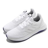 adidas 慢跑鞋 QT Racer Sport 白 藍 女鞋 基本款 Neo 愛迪達【ACS】 FY5677
